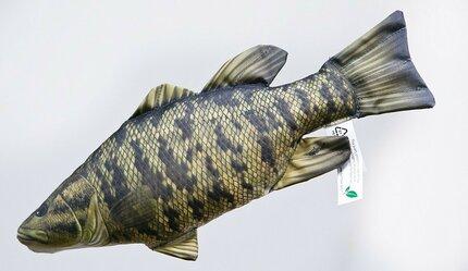 Gaby Smallmouth Bass Pillow