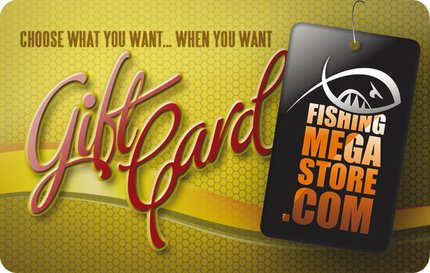 Fishing Megastore Gift Cards