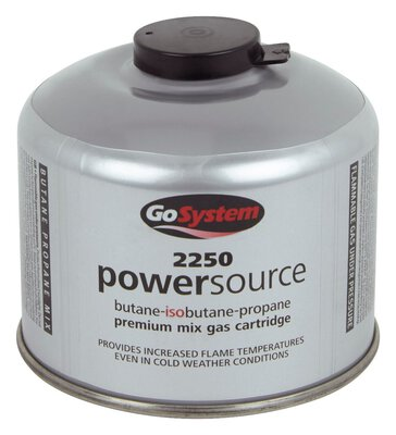 GoSystem Butane/Isobutane/Propane Mix 220g