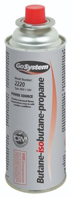 GoSystem Butane/Isobutane/Propane Mix 227g