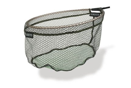 Greys Rubber Spoon Net Micro Mesh