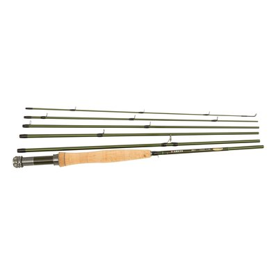 Greys GR80 Powerlux Travel 6pc Single Hand Fly Rods