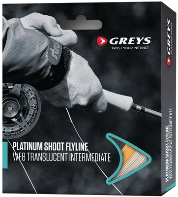 Greys Platinum Shoot Fly Lines