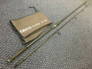Preloved Greys Prodigy 12ft 3lb Dead Bait Rod - Used