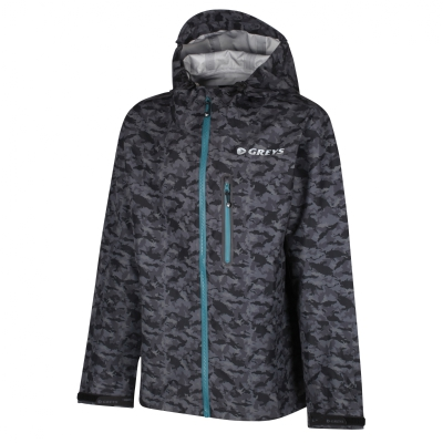 Greys Warm Weather Wading Jacket Camo
