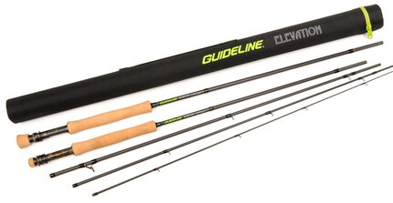 Guideline Elevation Single Hand Rods 4pc