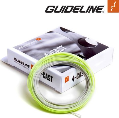 Guideline 4 Cast Float Fly Lines