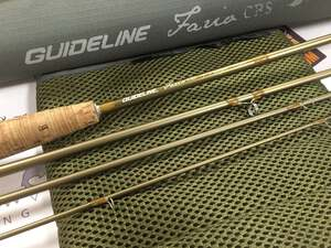 Preloved Guideline Fario CRS 9ft #5 4pc Trout Fly Rod - Used