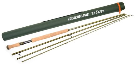 Guideline Stoked Switch 11ft 4pc Fly Rods