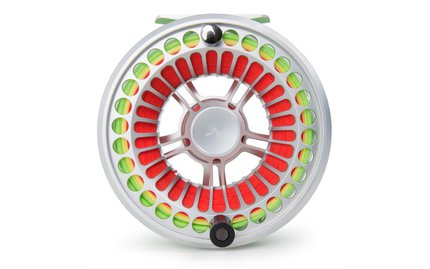 Guideline Vosso Silver Fly Reel