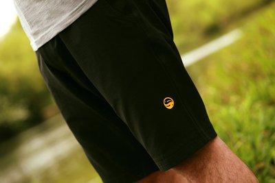 Guru Shorts Black