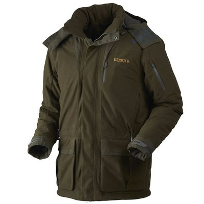 Harkila Norfell Insulated Jacket Willow Green