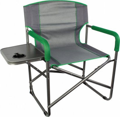 Highlander Directors Chair With Side Table