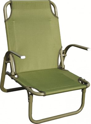 Highlander Kirkin Steel Beach Chair