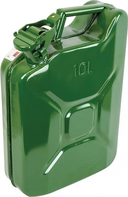 Highlander Steel Jerry Can