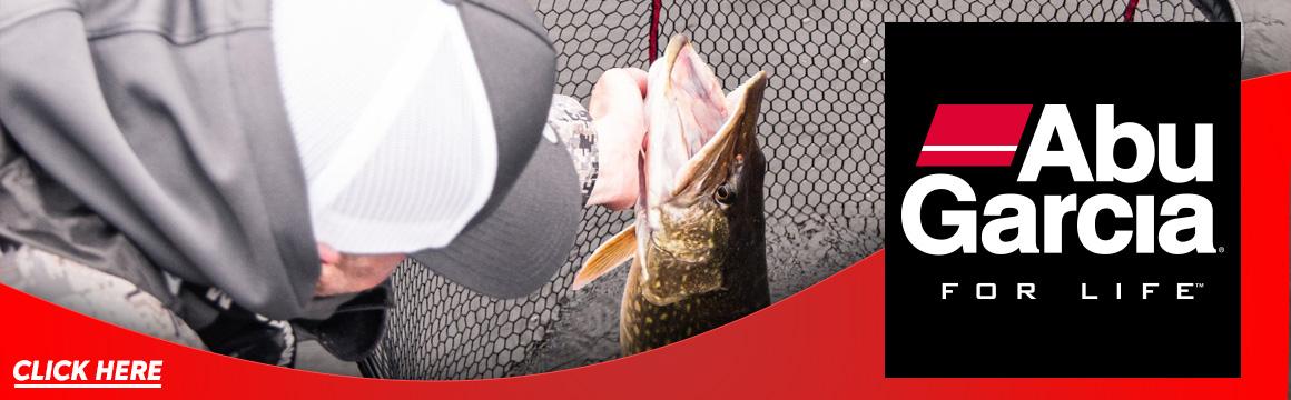 Abu Garcia fishing