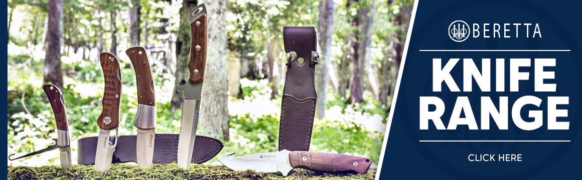 Beretta knife range