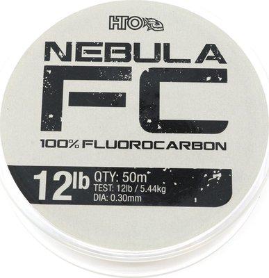 HTO Nebula FC Fluorocarbon