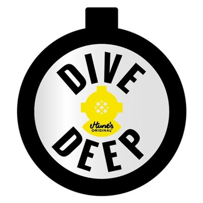Hunts Original Dive Deep Sinkant