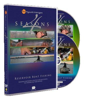 Hywel Morgan 4 Seasons Reservoir Boat