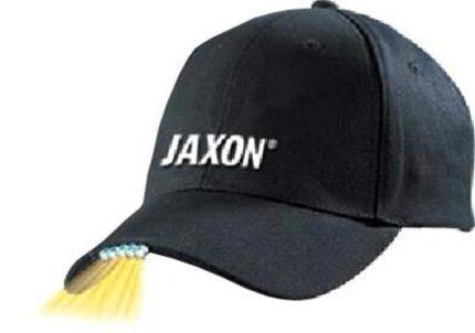 Jaxon Black Cap With L.E.D. Lamp