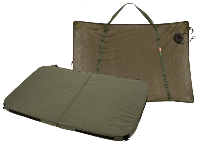 JRC Defender Flat Fold Mat Sling Sack Combo