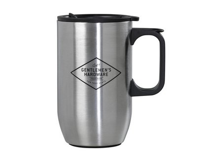 Gentlemen's Hardware Stainless Steel Travel Mug