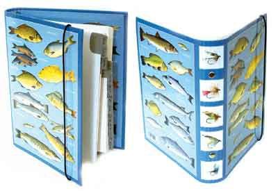 Just Fish River FIsh Address Book