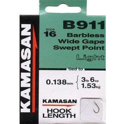 Kamasan B911 Hooks To Nylon