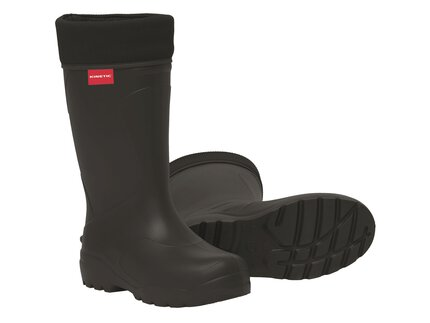 Kinetic Celsius EVA Welly Boot Black 15in