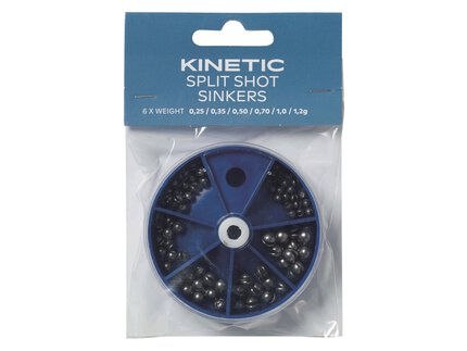 Kinetic Round Sinkers Selection