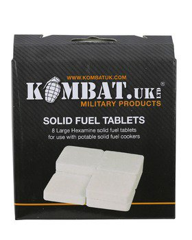 Kombat 8 Large Solid Fuel Blocks