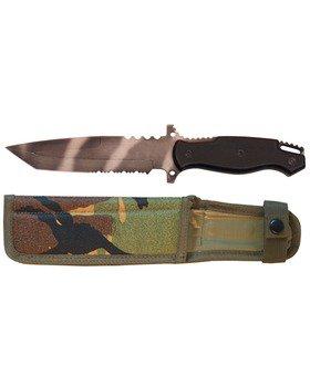 Kombat SWAT Tactical Sheath Knife