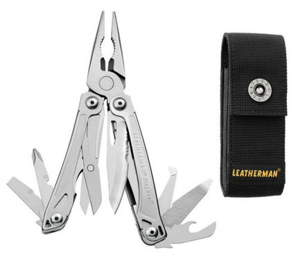 Leatherman Wingman Multi Tool Pliers with Nylon Sheath