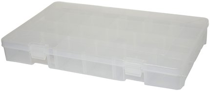 Leeda Multi Tackle Box 4-22 Comp