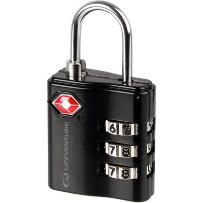 Lifeventure LOCK LV TSA Combi Lock
