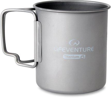 Lifeventure LV Titanium Mug
