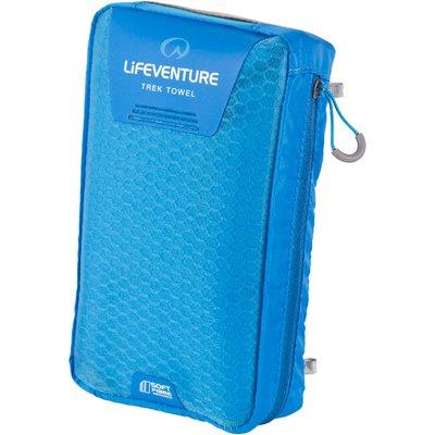 Lifeventure Softfibre Trek Towel Giant Blue