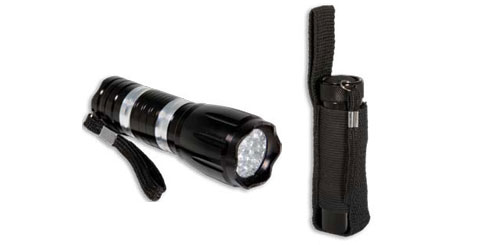 Lineaeffe 12 LED Ultra Violet Torch