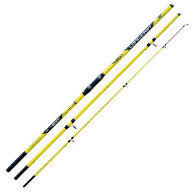 Lineaeffe Longcast AZ 3pc Beachcaster Rods