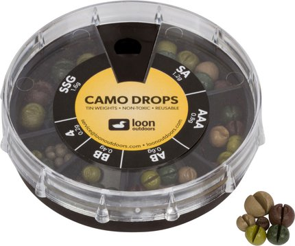 Loon Drop 6 Division Shot Dispenser