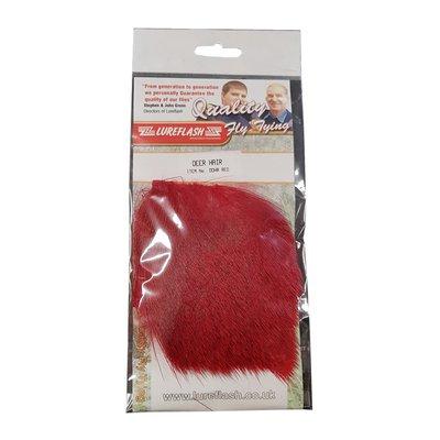 Lureflash Dyed Deer Hair Red