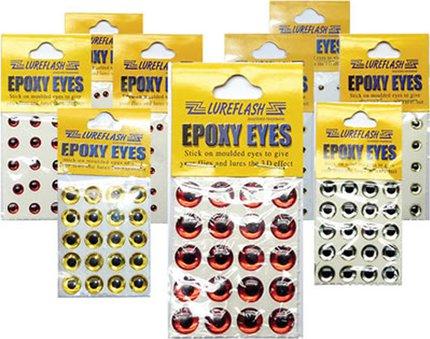 Lureflash Epoxy Eyes