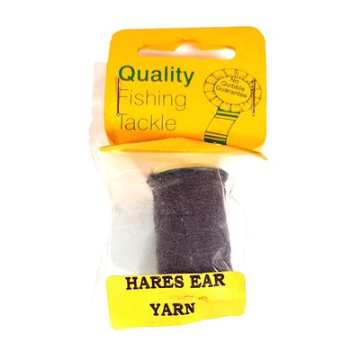 Lureflash Hares Ear Yarn Brown