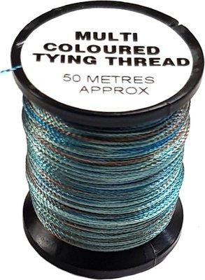 Lureflash Multi Coloured Tying Thread