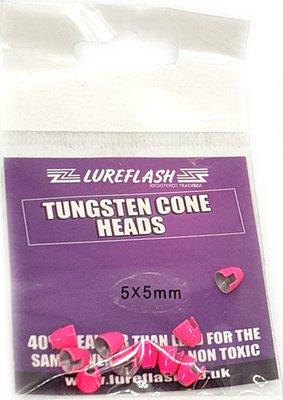 Lureflash Tungsten Cones 10pc