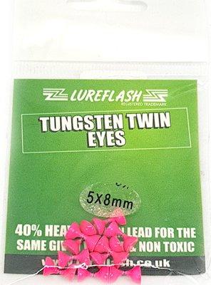 Lureflash Tungsten Twin Eyes