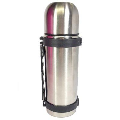 Lureflash Wickhams 0.75L Stainless Travel Bottle Flask