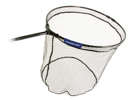 Madfish Rubbanet Bi-Fold Landing Net Head 60 x 50cm