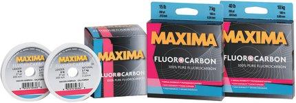 Maxima One Shot Fluorocarbon 180m